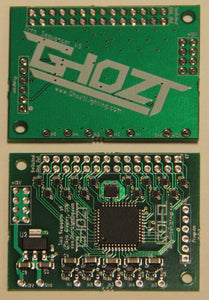 Ghozt Lighting Show Modules