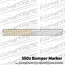 Load image into Gallery viewer, Nissan 350Z Bumper Marker  (Z33) - Complete LED DIY Kit