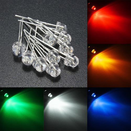 5mm Strawhat LEDs Illumaesthetic-Spec - Multiple Colors