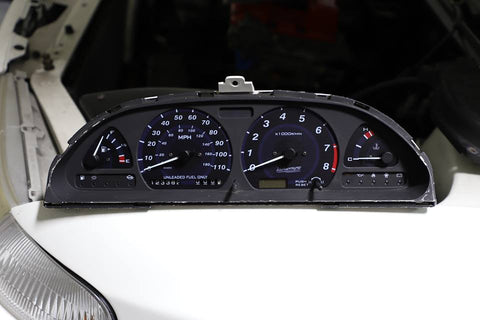 Illumaesthetic S13 Nissan 240SX Gauge Faces