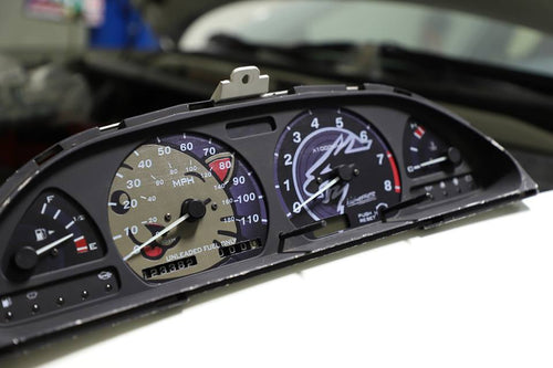Illumaesthetic's Nissan 240SX - Gauge Faces (S13)
