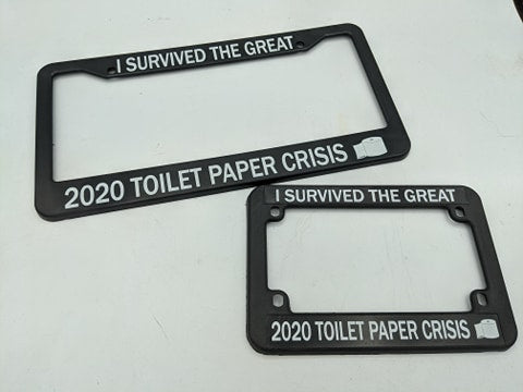 I SURVIVED THE 2020 TOILET PAPER CRISIS