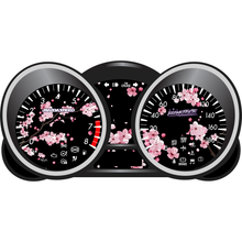 Load image into Gallery viewer, Illumaesthetic's Mazda MazdaSpeed 3 2nd Generation - Gauge Faces (BL, '10-13)