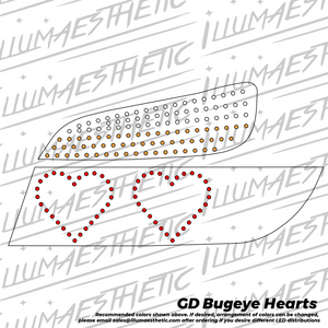 Subaru Impreza Bugeye Sedan (GD, 02-03) - Complete DIY Kit