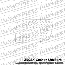 Load image into Gallery viewer, Nissan 240SX (S14) - Corner Marker DIY Kit