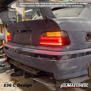 BMW 3-Series Coupe (E36) - Complete DIY Kit