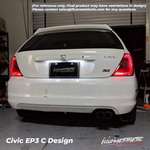 Honda Civic Si (EP3, 7th Gen) - Complete DIY Kit