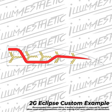 Load image into Gallery viewer, Mitsubishi Eclipse (2G) - Complete DIY Kit