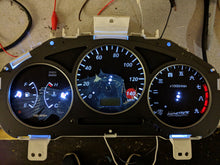 Load image into Gallery viewer, Illumaesthetic Subaru Impreza Bugeye WRX/STI (GD) - Gauge Faces (02-03)