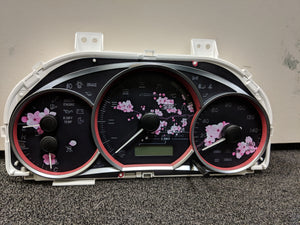 Illumaesthetic Subaru Impreza WRX/STi (GV/GR) - Gauge Faces (08-14)