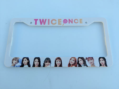 Illumaesthetic KPOP Plate Frame - TWICE