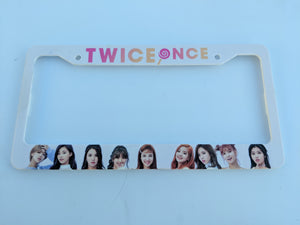 Illumaesthetic KPOP Plate Frame - CUSTOM