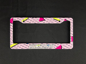 Totally 90's Plate Frames