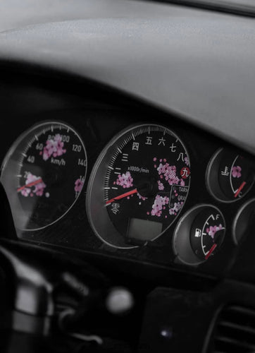 Illumaesthetic's Mitsubishi Lancer Evolution 7/8/9 - Gauge Faces (CT9A)