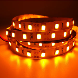 LED Strip (2835 LEDs, low density, multiple colors)