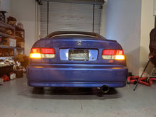 Load image into Gallery viewer, EM1 Honda Civic Coupe OEM+ LED Tail Lights