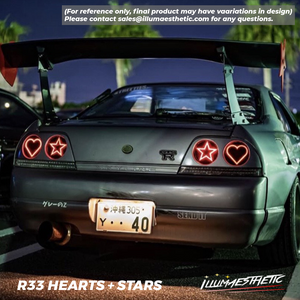 Nissan Skyline (R33) - Complete DIY Kit