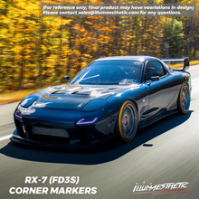 Load image into Gallery viewer, Mazda RX-7 (FD3S) - Complete Corner Marker DIY Kit