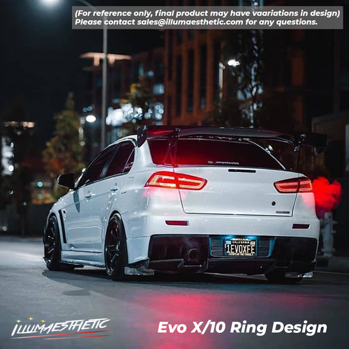 Mitsubishi Lancer Evolution X/10 (CZ4A) - Complete DIY Kit