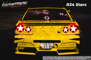 Nissan Skyline (R34) - Complete DIY Kit