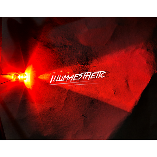 5mm LED's Illumaesthetic-Spec - Multiple Colors