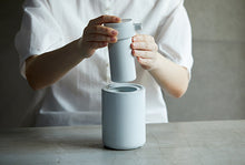 SAKE WARMER (White glaze)