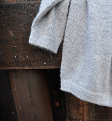 fair trade alpaca wool grey jumper melbourne
