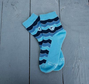 Socks That Protect the Ocean