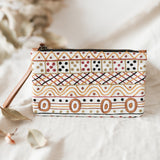 Josette Papajua Leather Clutch - The Fair Trader