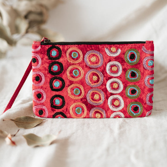 Daisybell Kulyuru 'Walka' Clutch - The Fair Trader