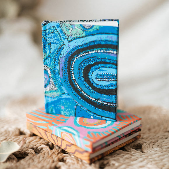 Indigenous Art Mini Journals - Set of 3 - Hudson, Marks & Morris - The Fair Trader