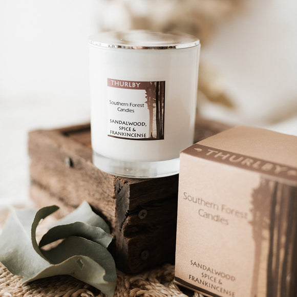 Southern Forest Candles - The Fair Trader