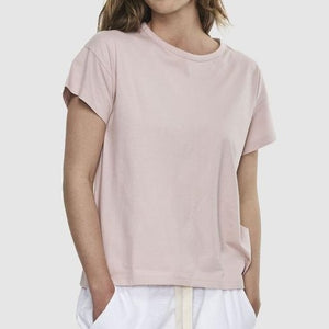 Classic Vintage Tee - Dusty Rose - The Fair Trader