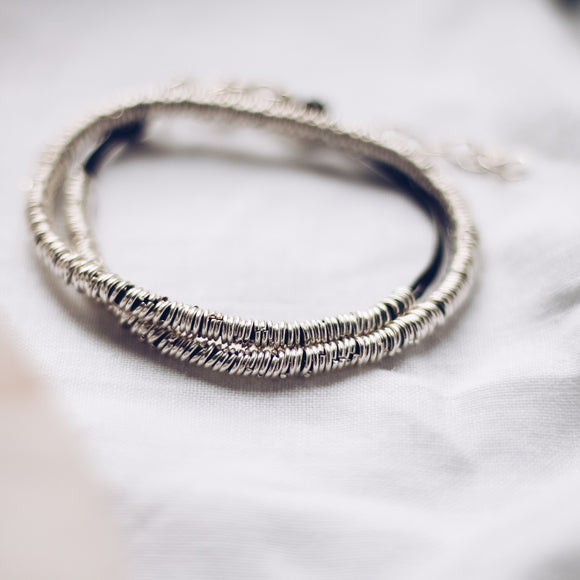 Newfound Double Loop Bracelet