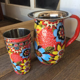 Bouquet Steel Tumbler - The Fair Trader