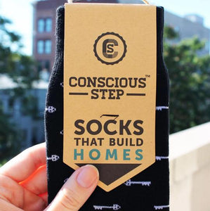 Socks That Build Homes
