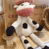 Wool Shamba Cow - The Fair Trader