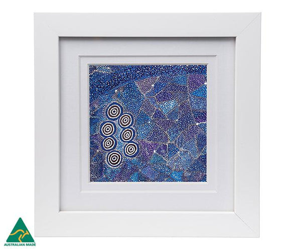 Alma Granites Artwork in Frame - The Fair Trader