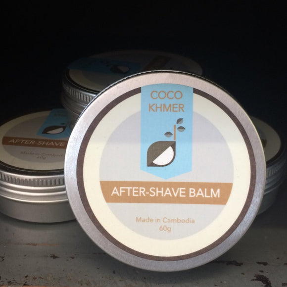 Aftershave Balm - The Fair Trader