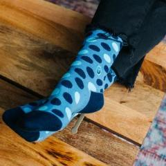 Socks That Protect Oceans - Spots - The Fair Trader