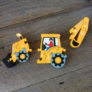 Digger Jigsaw Puzzle