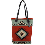 Adobe + Azul Bucket Tote - The Fair Trader