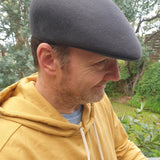 Handmade Pure Wool Mens Caps - The Fair Trader