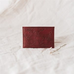 Men's Compact Leather Wallet - The Fair Trader