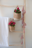 Two Tone Wall Basket - The Fair Trader