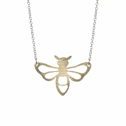 Little Bee Necklace - The Fair Trader