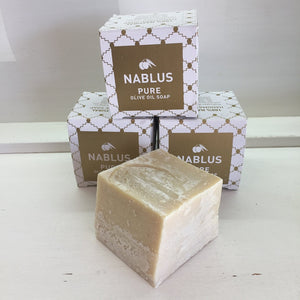 Nablus Pure Olive Oil Soap - The Fair Trader