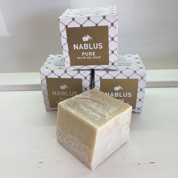 Nablus Palestinian Pure Olive Oil Soap - The Fair Trader