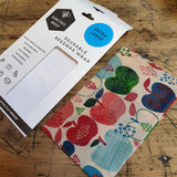 Beeswax Food Wraps - 1 x Extra Large - The Fair Trader