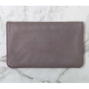 Agatha Soft Wallet - Mulberry - The Fair Trader